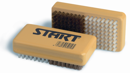 START combiharja, nylon/messinki