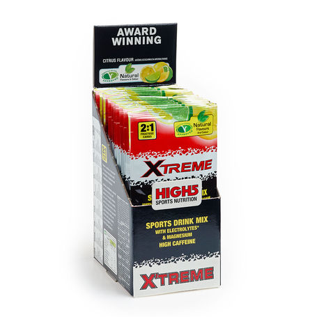 High5 X'treme EnergySource+ energiajuoma